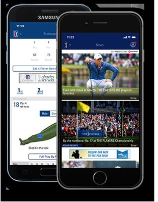Download the PGA App